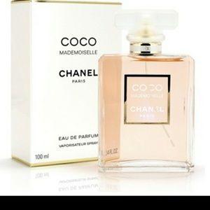 Chanel coco mademoiselle 3.4oz